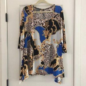 Tops - Royal Design Tunic